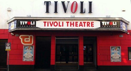 Tivoli Theatre in Dublin