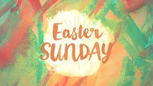 Easter Sunday @